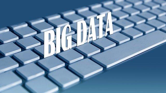 Klávesnica, Big data
